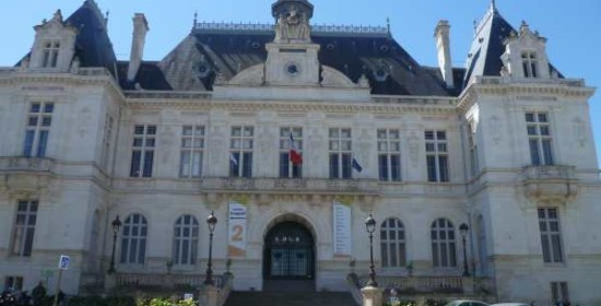 Site administratif Niort
