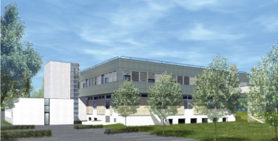 Extension et réhabilitation de la FFB de Poitiers (86)