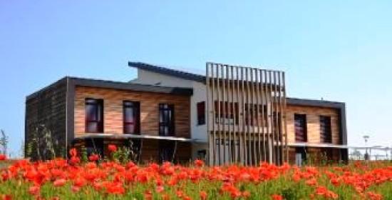 Construction d'un bâtiment de Bureau - Arcadys - Saint Jean d'Angély (17)