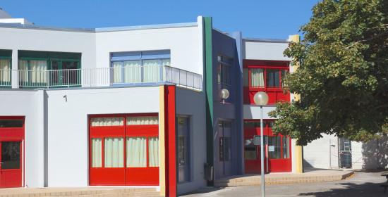 Rénovation énergétique du groupe scolaire Bouloux - Poitiers (86)