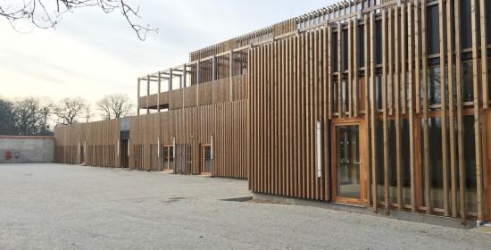 Construction d'une fabrique des arts de la rue - Mettray (37)