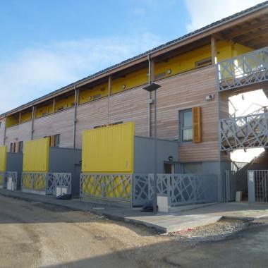 20 logements passifs - MIGNE AUXANCES (86)
